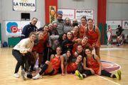 Serie B Femm.: Givova Ladies Scafati - Pink Sport Time Bar 91-52